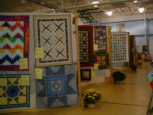 South Shore Stitchers - 2005 Quilt Show - Tuckahoe, NJ