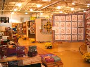 South Shore Stitchers - 2007 Quilt Show - Tuckahoe, NJ
