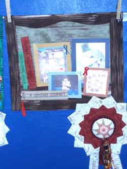 Dottie Greto_2nd Place_Challenge Quilts_2007 Show - South Shore Stitchers, Tuckahoe, NJ