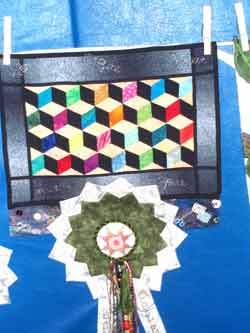 Helen Ernst_3rd Place_Challenge Quilts_2007 Show - South Shore Stitchers, Tuckahoe, NJ