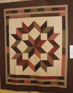 Rutn Roesburg_3rd Place_Large Quilts_2007 Show - South Shore Stitchers, Tuckahoe, NJ