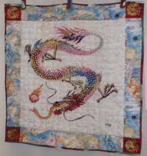 Marion Eamons_3rd Place_Small Quilts_2007 Show_South Shore Stitchers, Tuckahoe, NJ