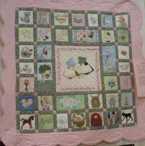 Wendy Bicknell_1st Place_Small Quilts_2007 Show_South Shore Stitchers, Tuckahoe, NJ