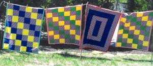 Autism Charity Quilt - South Shore Stitchers - Tuckahoe NJ