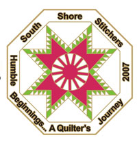 Quilt Show 2007 Logo - South Shore Stitchers